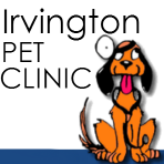 Irvington Pet Clinic Logo